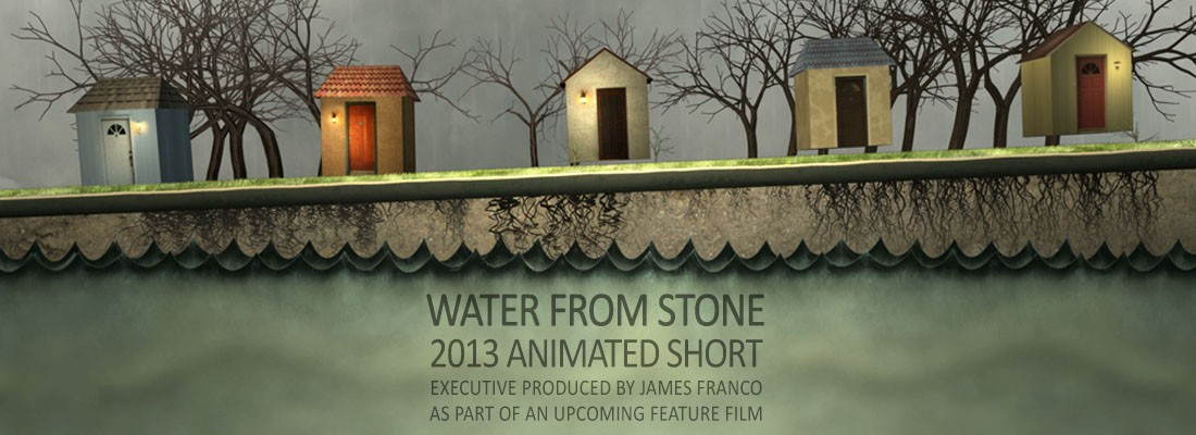 Water From Stone - animated short