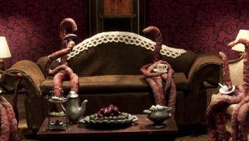 tentacle tea party