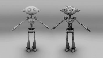 Little Robot Model